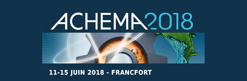 Meet Sofraser at Achema on June 11-15, 2018